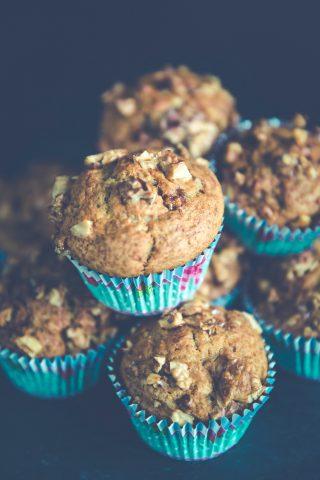 Muffins à plein de bonnes choses Marianne Lefebvre | Nutrition spécialisée en nutrition internationale