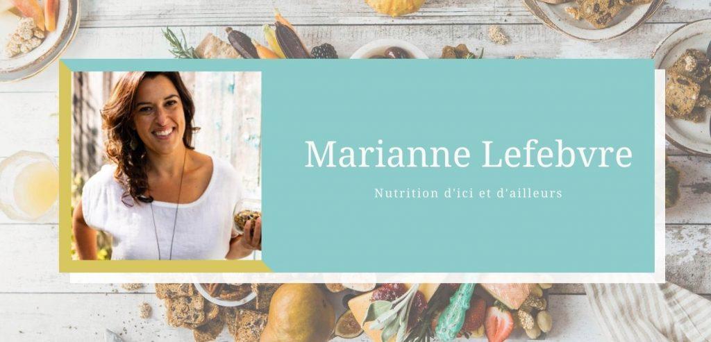 Marianne lefebvre