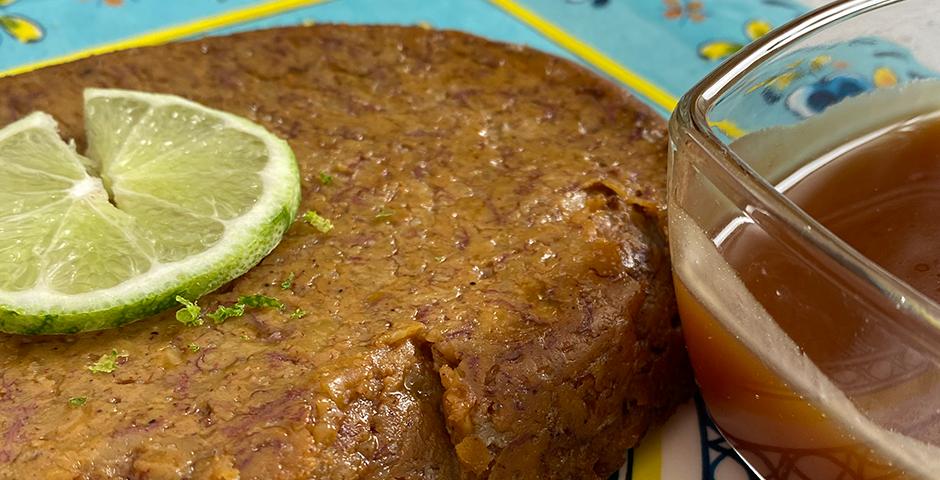 Gâteau à la patate douce haïtien - Marianne Lefebvre Nutrition d'ici et d'ailleurs